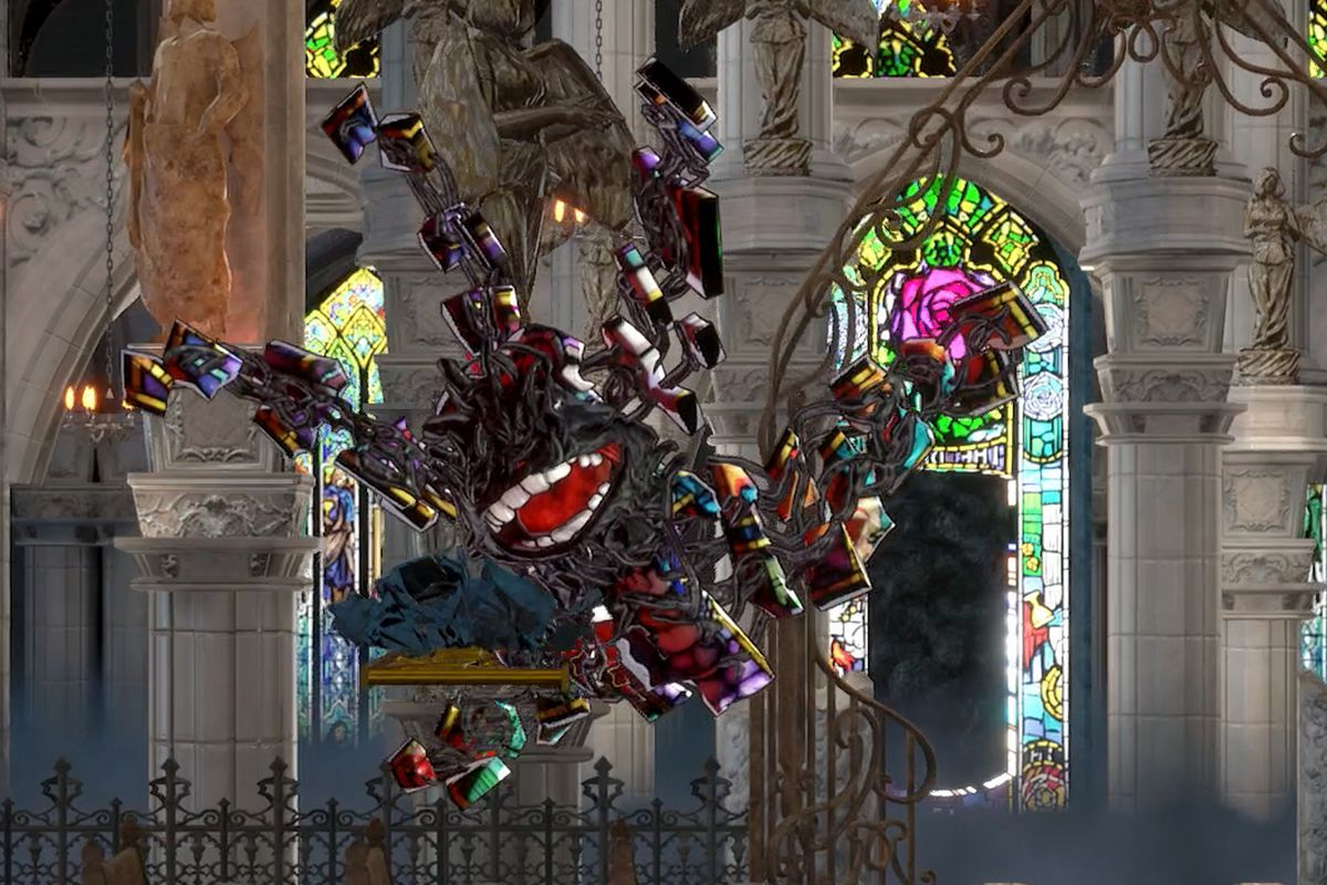 Bloodstained Craftwork (giant hand) guide