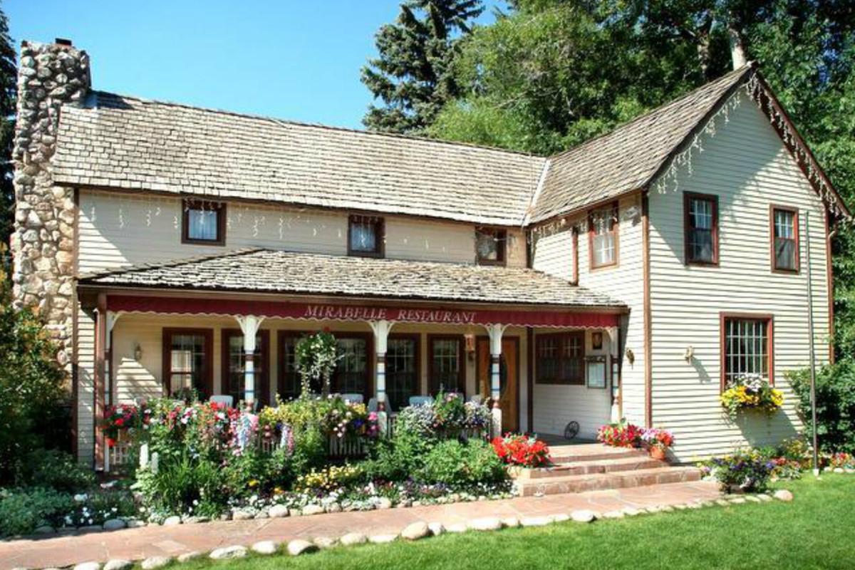 Chef Daniel Joly Buys Beaver Creek S Mirabelle Restaurant