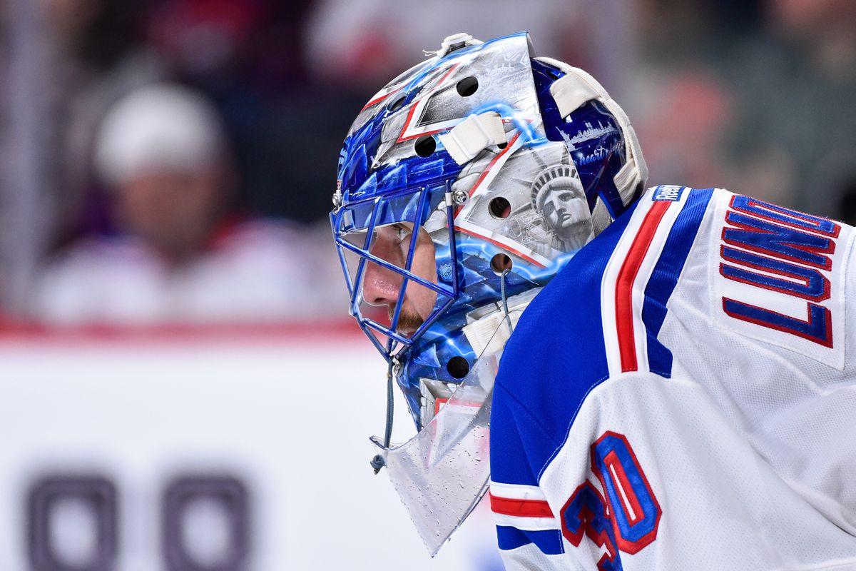 2017 Rangers Report Card Henrik Lundqvist Blueshirt Banter