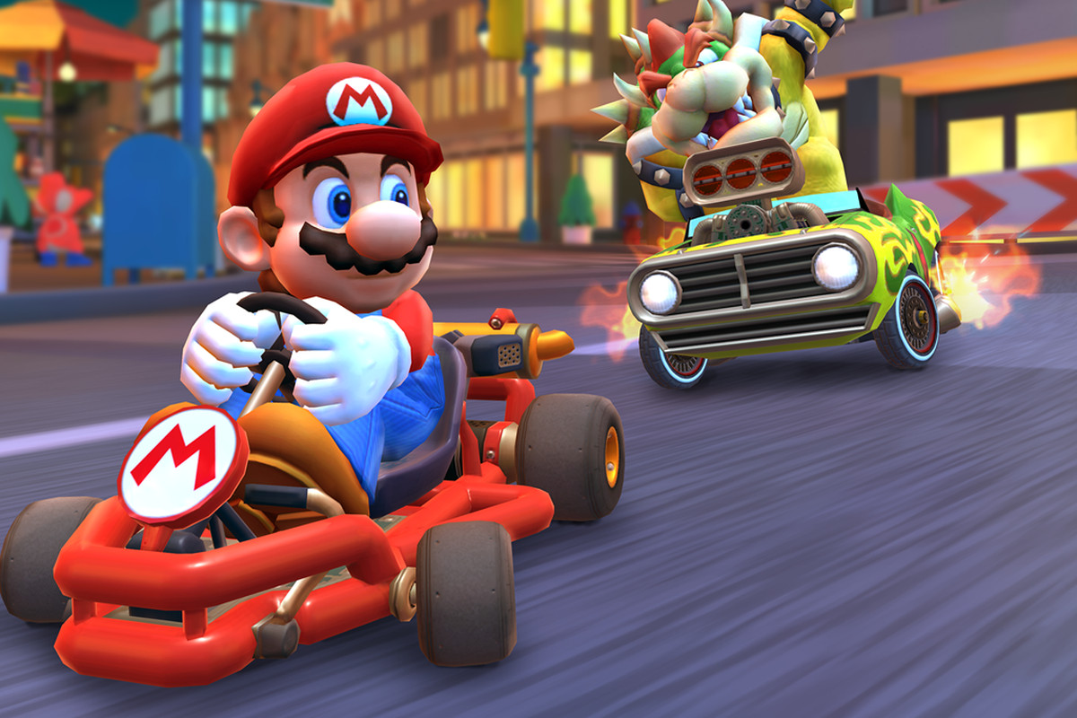 Most downloaded iPhone games: Mario Kart Tour tops Call of Duty and  Fortnite - The Verge