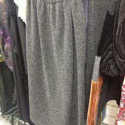 No.6 wool maxi skirt, $108 (was $270)