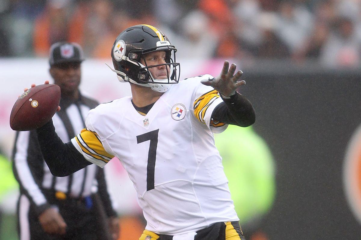 cac5b989934 Knee Jerk Reactions to Steelers' 28-21 Week 6 win over the Bengals ...