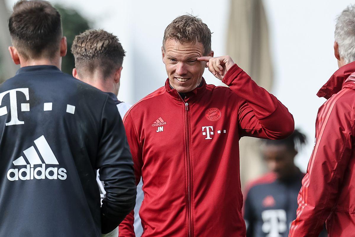 FC Bayern München - Training Session
