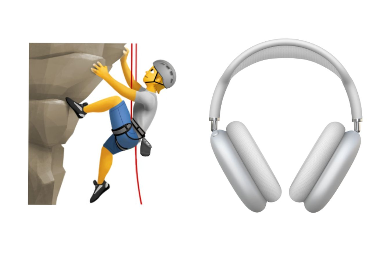 Apple's adjusting emoji in iOS 14.5 to promote helmet use and sell headphones