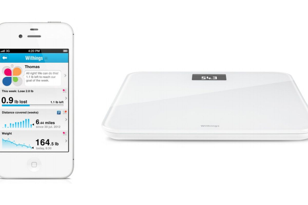 Withings introduces WS-30 Wireless Scale and Health