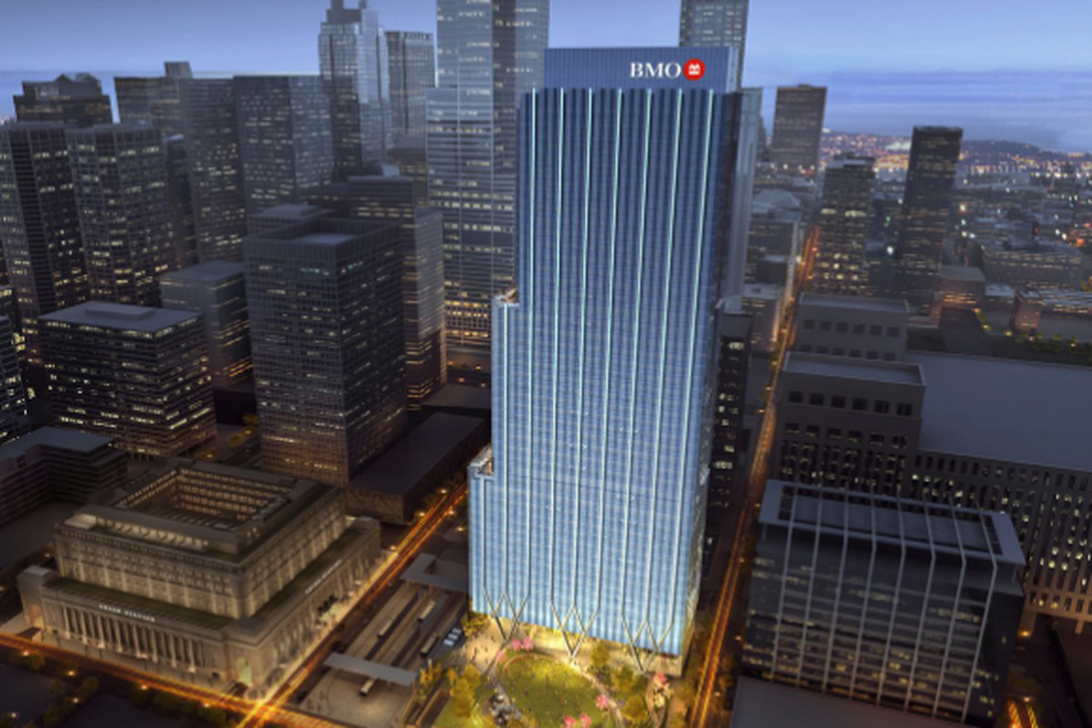 Additional Floor Proposed For Office Tower Near Union Station