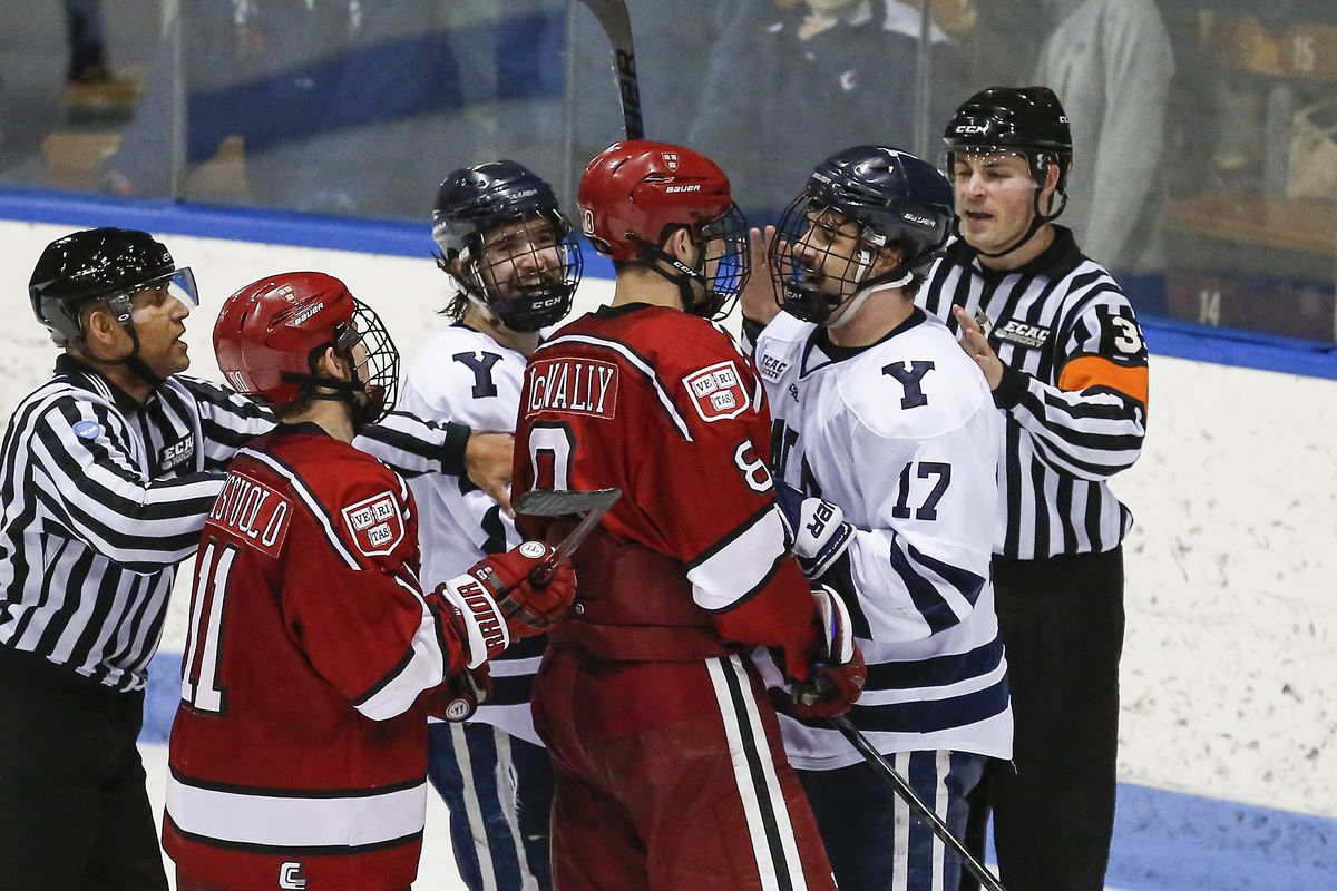 As if the Harvard-Yale rivalry needed any spark