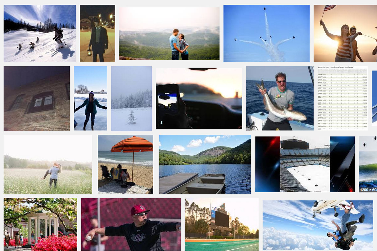 """The Google Image Search results for """"Carolina excitement"""""""