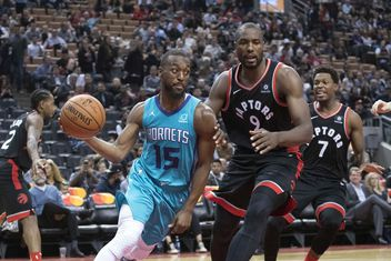 Raptors host Kemba and the Hornets  Preview a64f95040