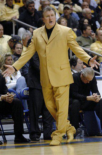 Bob Huggins Ugly outfit