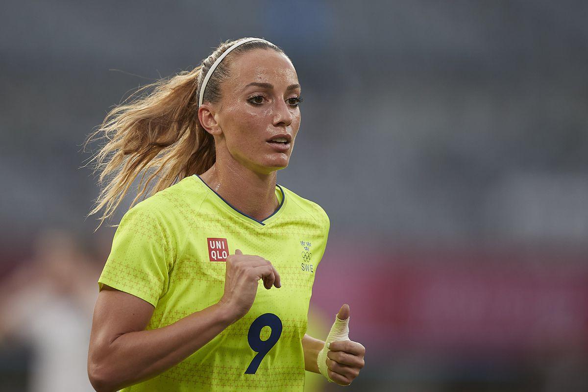 Sweden v United States - Women's Football - Olympics - Day -2