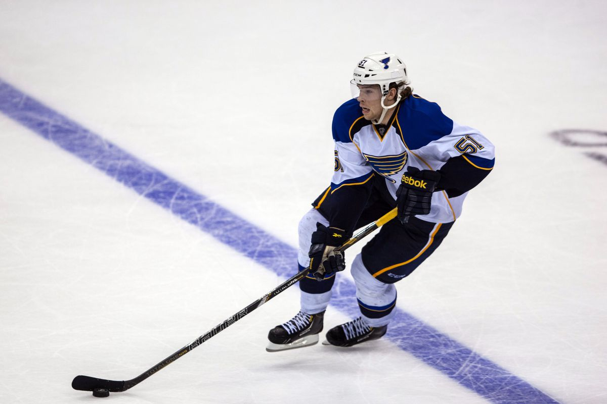 D-prospect Jani Hakanpää is off to a good start with the Blues' new AHL affiliate, the Chicago Wolves.