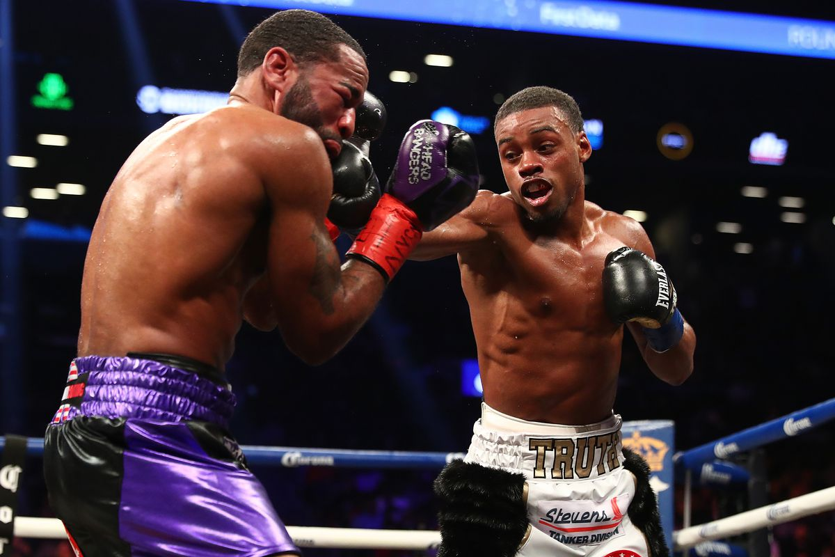 Technique breakdown: The old school skills of Errol Spence Jr