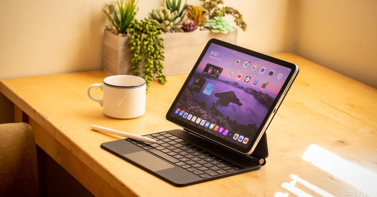 Apple's 2020 iPad Air is down to its lowest price yet today