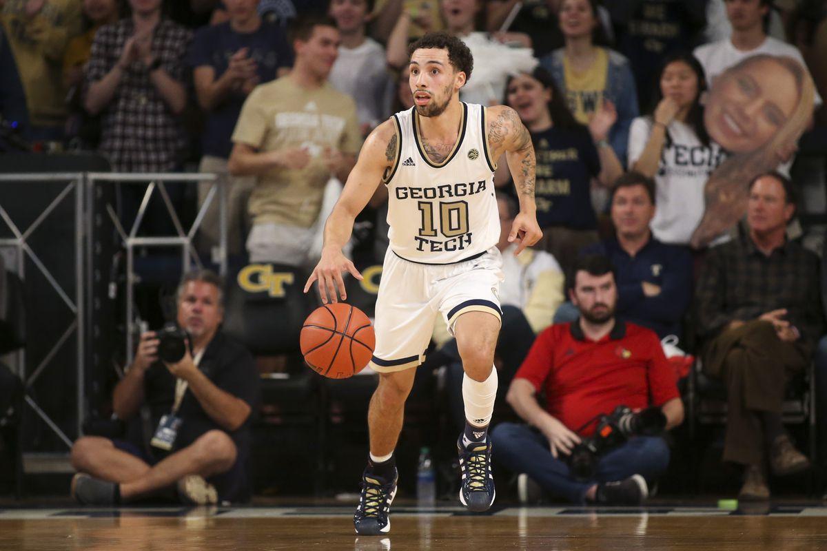 NCAA Basketball: Louisville at Georgia Tech