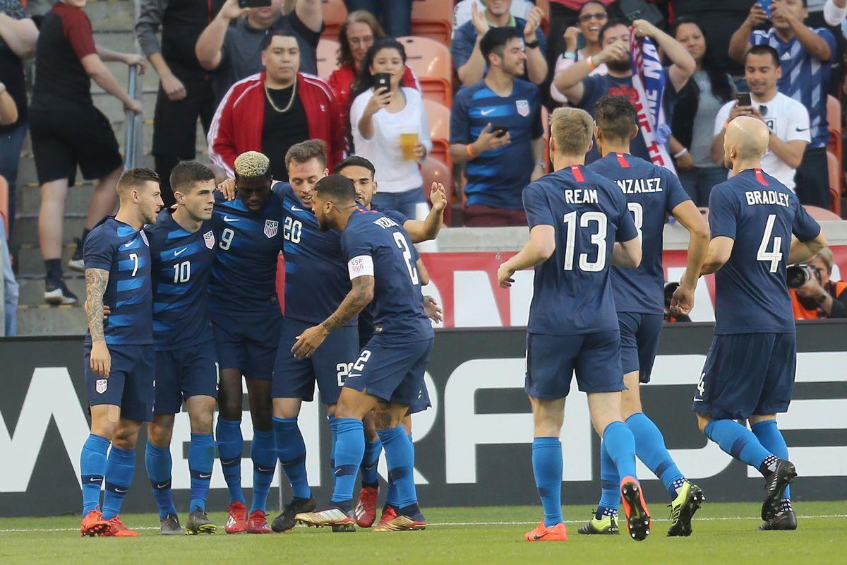 Soccer: International Friendly Soccer-Chile at USA