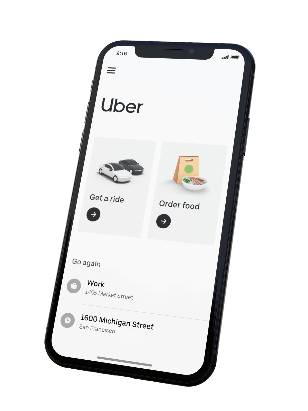 Uber Phone Number Customer Service >> Uber Overhauls Its App In Ambitious Bid To Become The