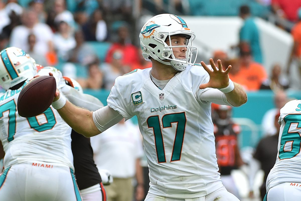 NFL: Cleveland Browns at Miami Dolphins