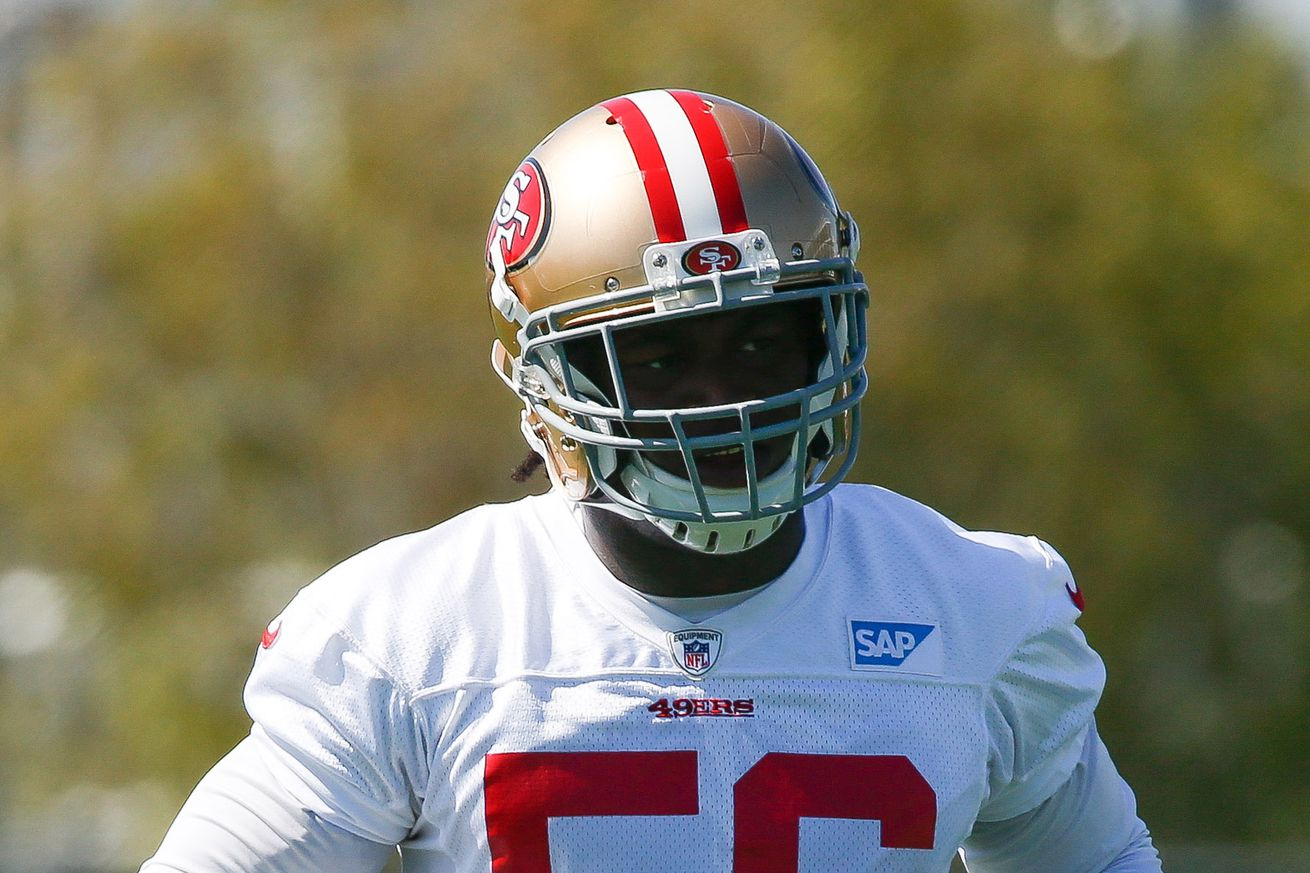 Reuben Foster has AC joint sprain, different from shoulder surgery injury