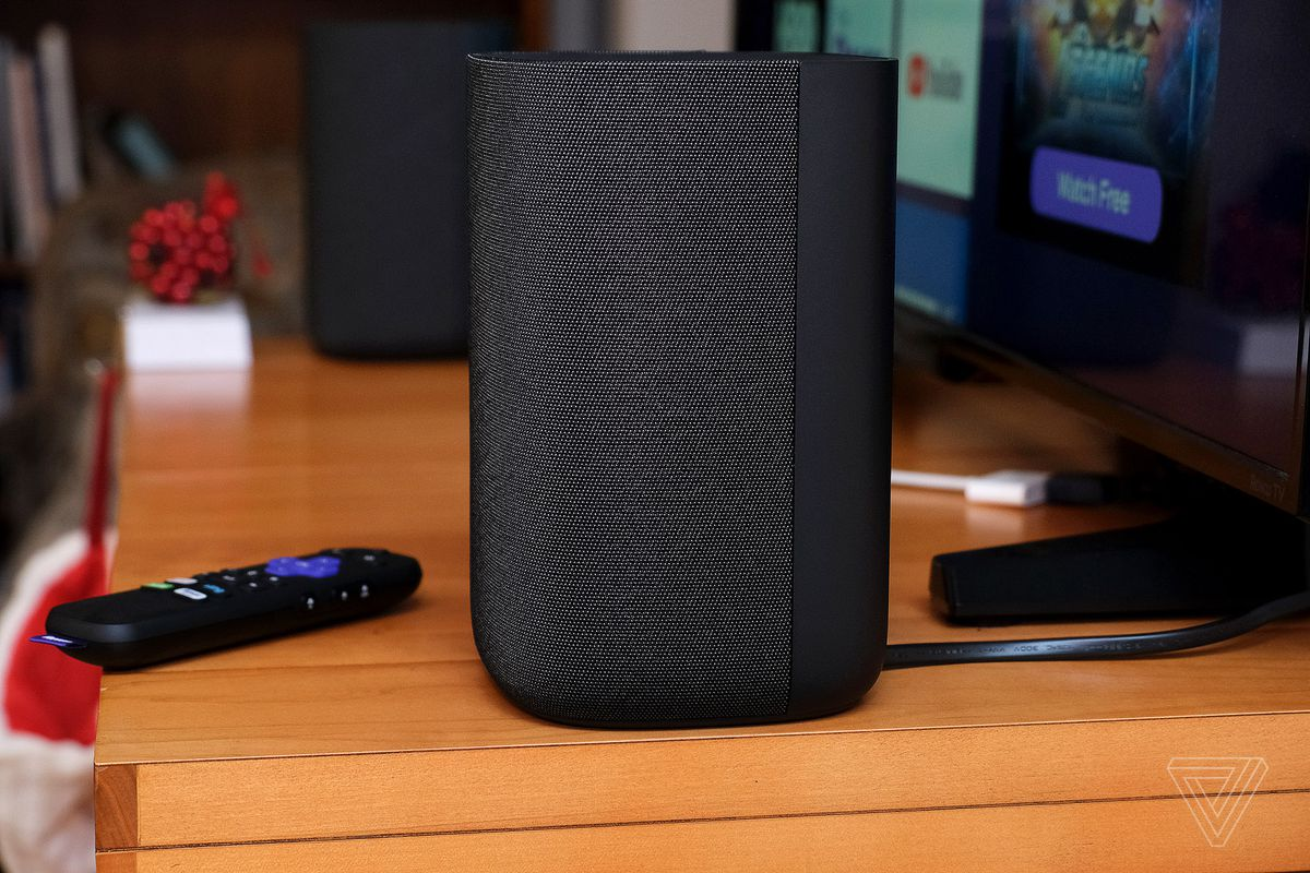Roku TV Wireless Speakers review: easy listening - The Verge