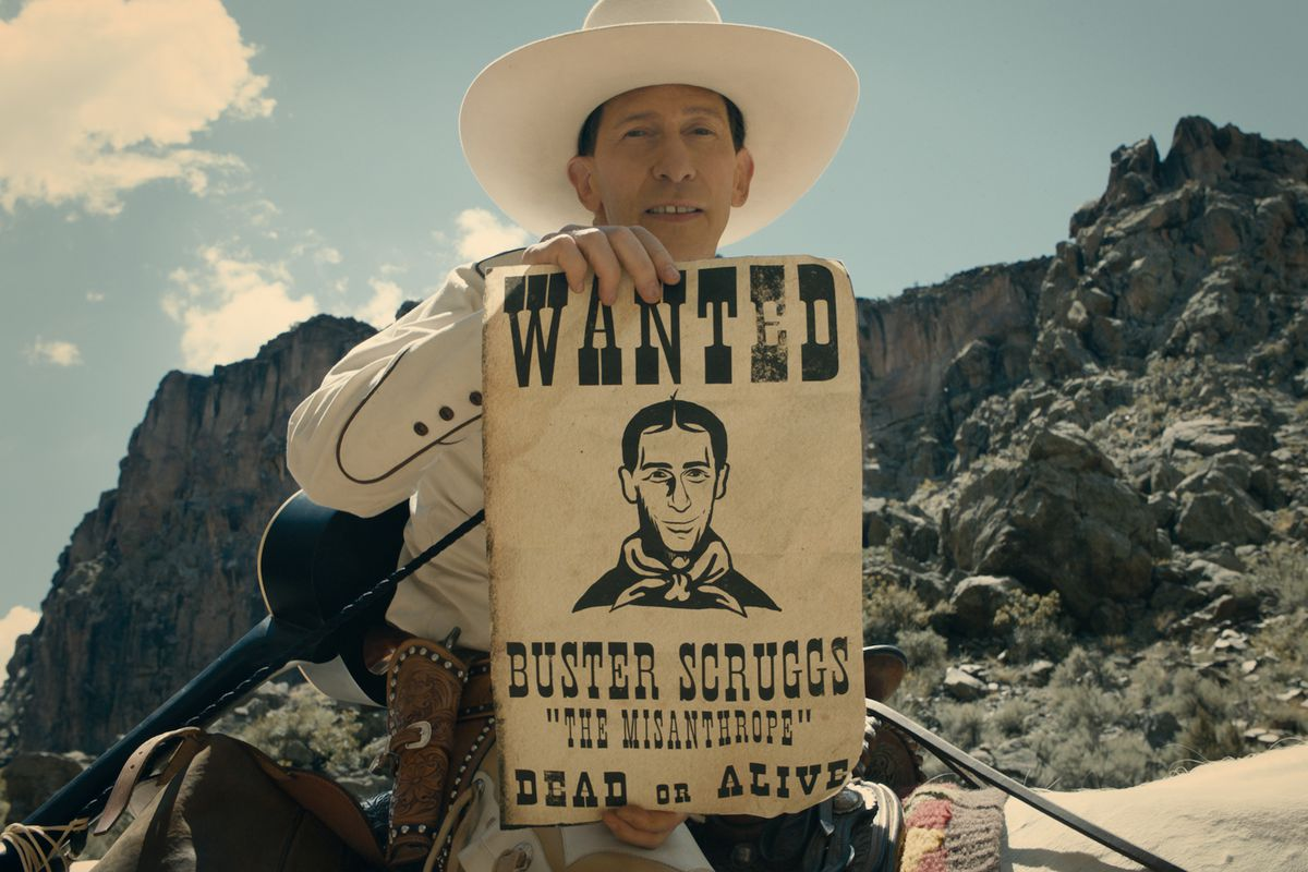What your favorite Ballad of Buster Scruggs book chapter