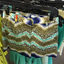 Milly printed shorts, $40