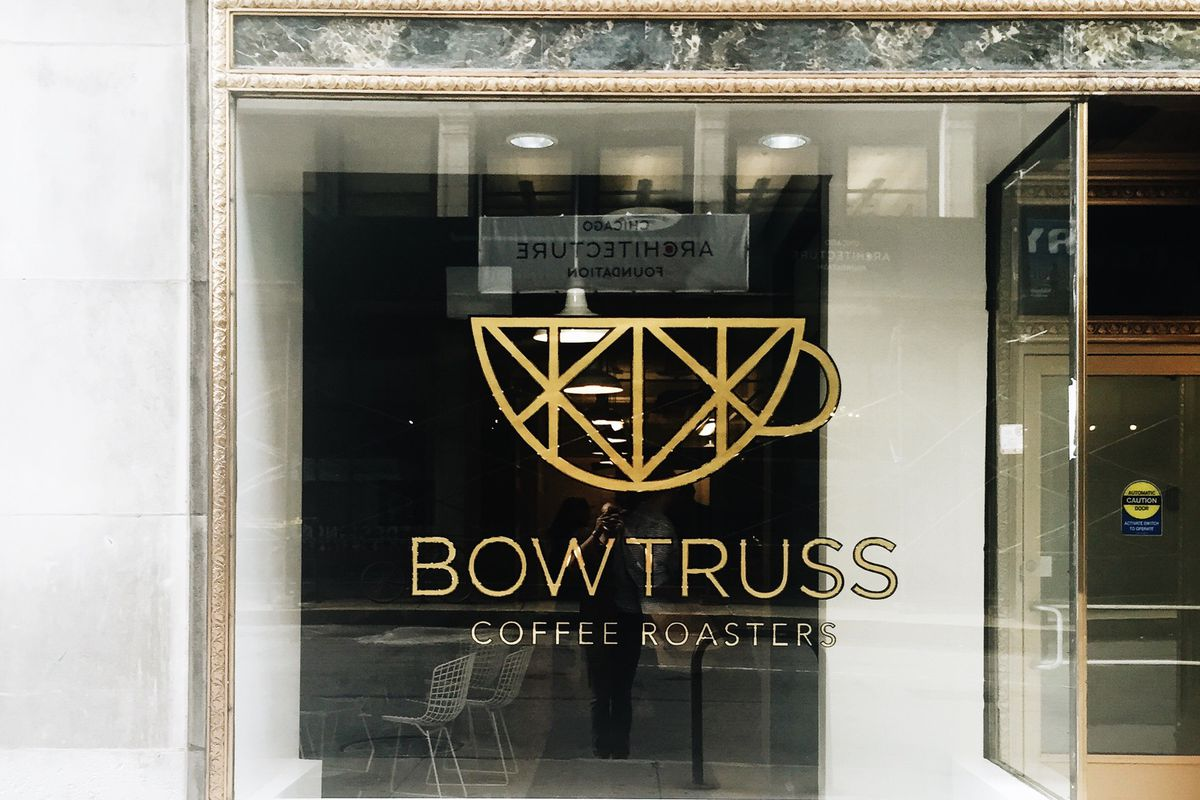 Bow Truss Coffee, Chicago Loop