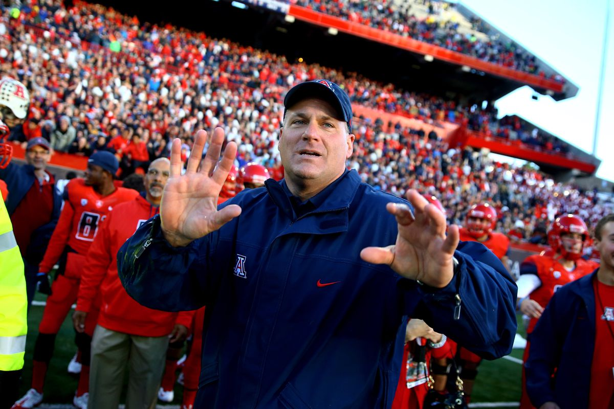 RichRod wants to cool it with Power 5 non-conference games.