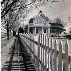 An addition to Brigham Young's St. George home was built by Mitt Romney's great-grandfather.