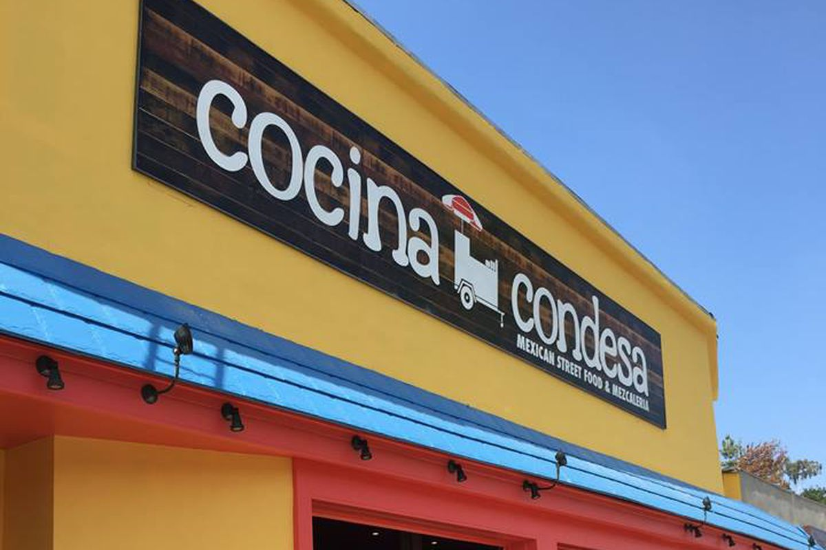 Colorful Cocina Condesa Takes Up Residence Inside Former Raphael ...