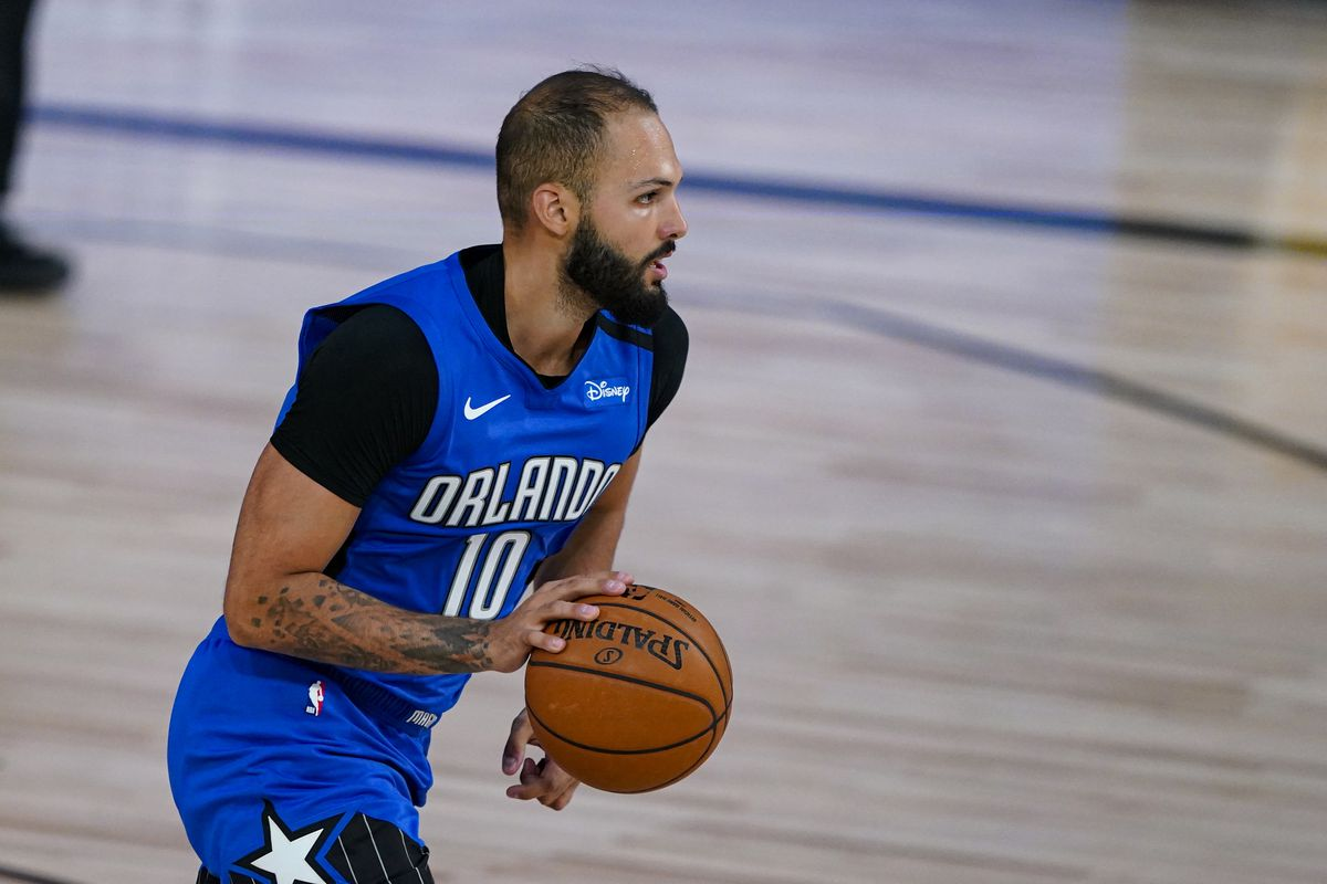 Evan Fournier contract: Magic SG decides to opt into $17 million deal for 2020-21 - DraftKings Nation