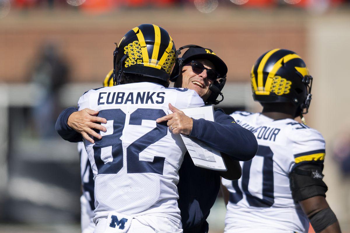 NCAA Football: Michigan at Illinois