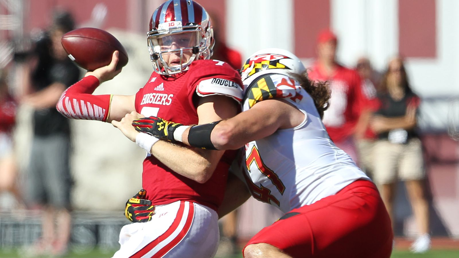 Indiana Hoosiers Football Vs Maryland Quick Game Notes