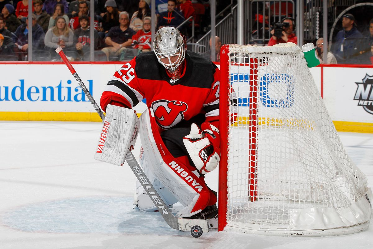 Mack to Mack  Blackwood Leads New Jersey Devils in Second Straight Shutout  4-0 over Vancouver Canucks 0c79d1fc0