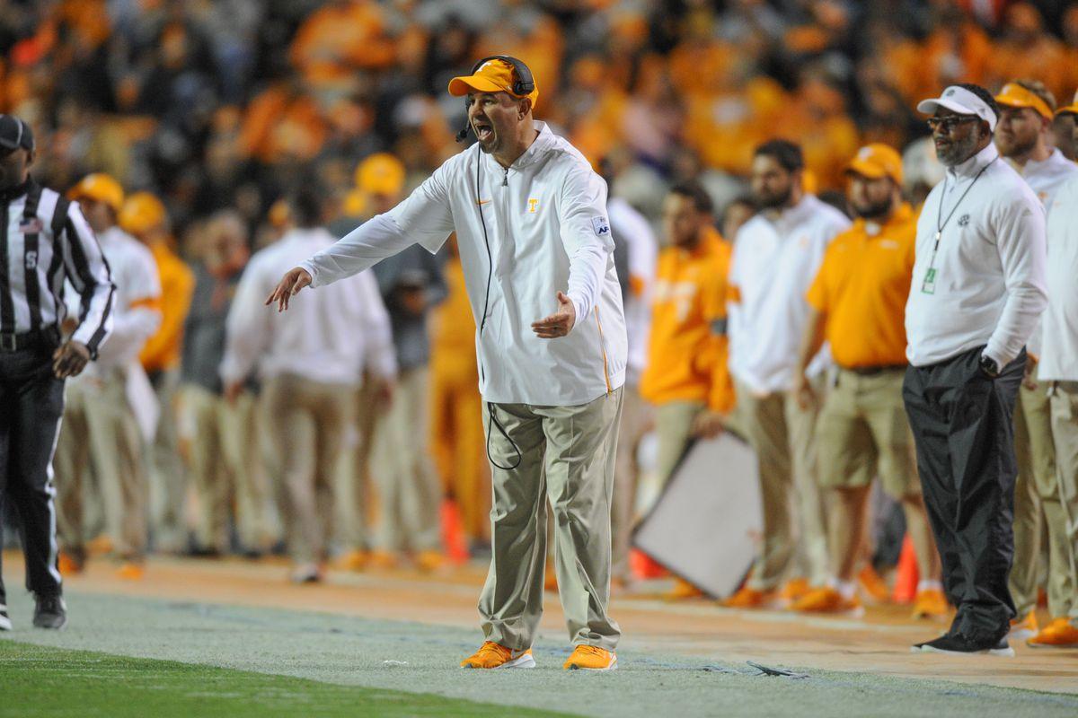 NCAA Football: Alabama-Birmingham at Tennessee