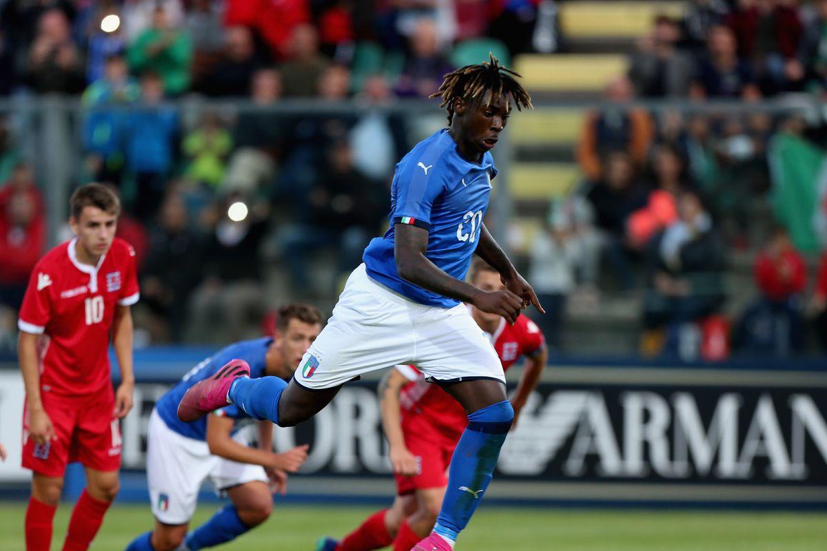 Italy U21 v Luxemburg U21 - UEFA European Under-21 Championship Qualifying