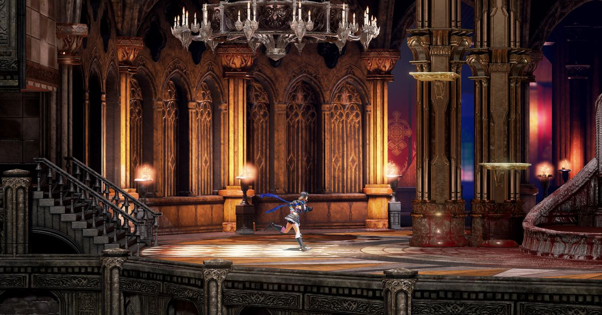 Bloodstained: Ritual of the Night on Nintendo Switch is a downgrade