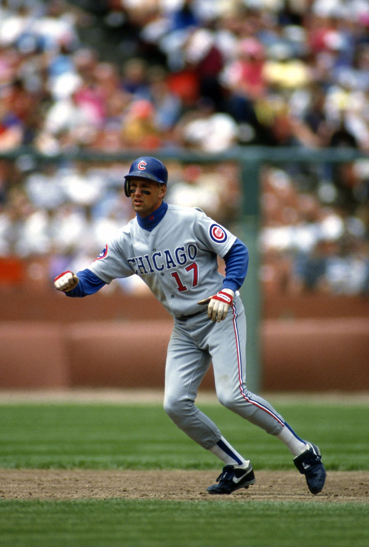 mark grace 1991 (Focus on Sport/Getty Images)