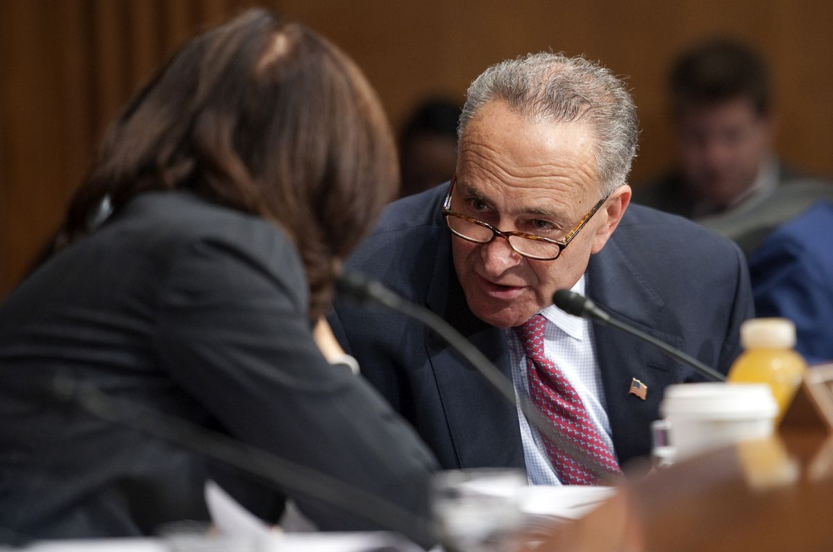 schumer and cantwell