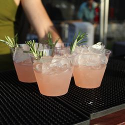 Indian Paintbrushes, the official drink of Austin according to the Austin Food & Wine Alliance.