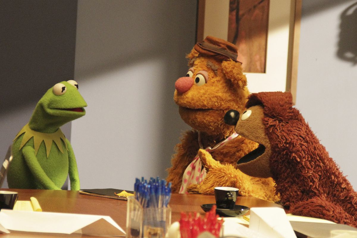 ABC put The Muppets on the air, even though it has yet to shoot a pilot.