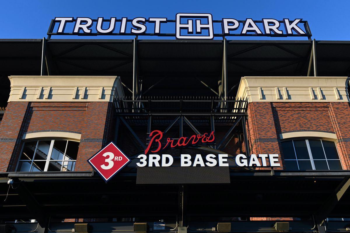 National League Wild Card Game 1: Cincinnati Reds v. Atlanta Braves