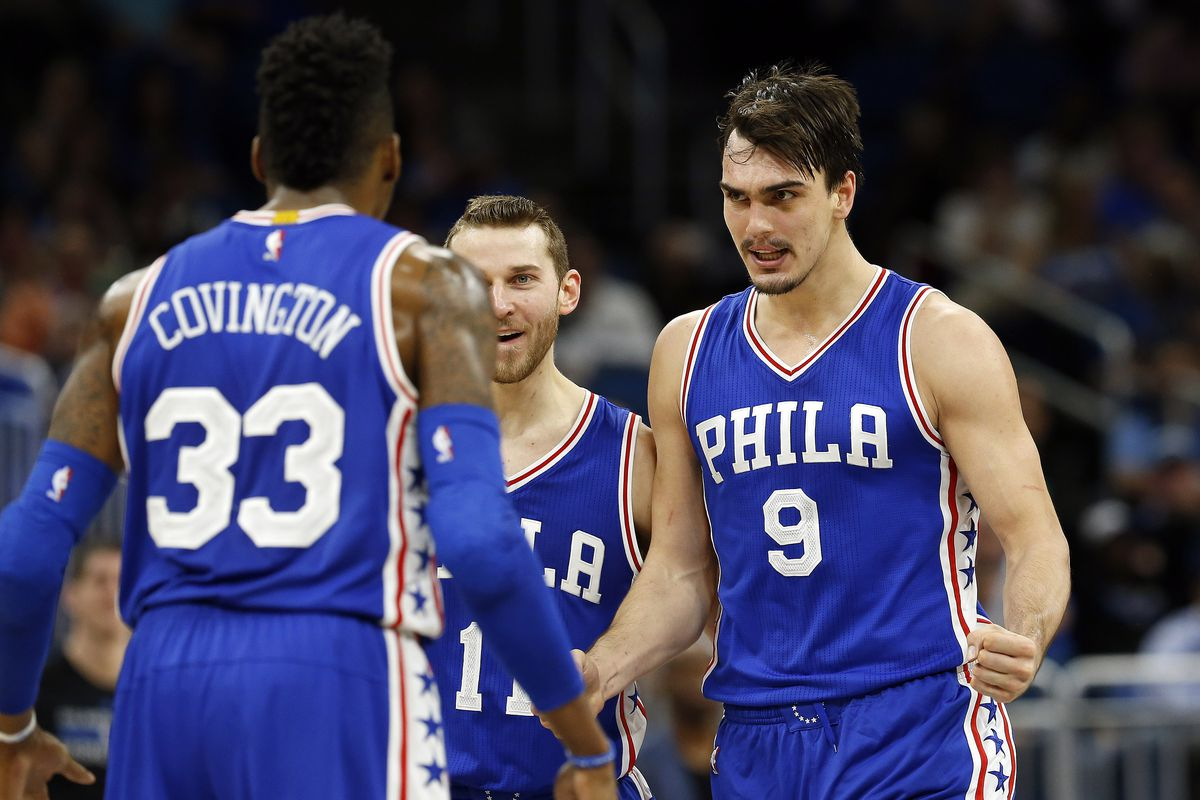06df6396e9a Dario Saric and Robert Covington Provide an Injection of Two-Way Talent