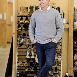 <b>Brett Northart</b>, Co-Founder and President, wearing a Gant Rugger sweater, white oxford, raw denim jeans, and Alden Indy boots.<br><br> <b>What is your worst shopping habit?</b><br>  One-click purchasing random stuff after a glass of bourbon or two