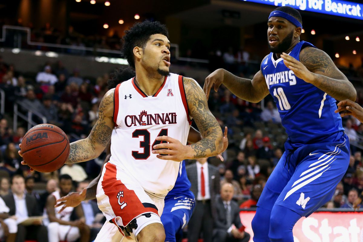 9 Cincinnati Bearcats At Memphis Tigers