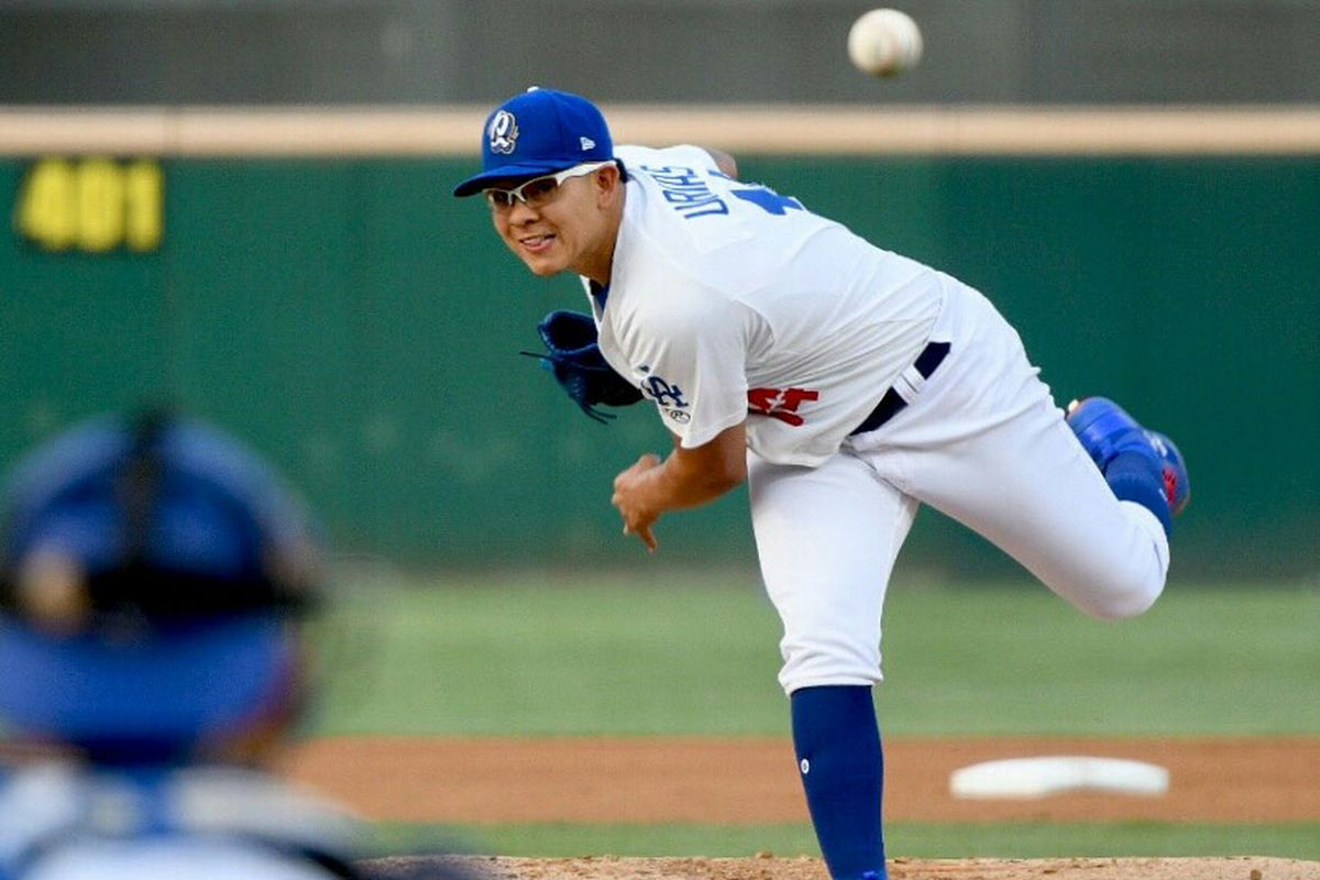 Julio Urias returns to Rancho Cucamonga, Quakes come back ...