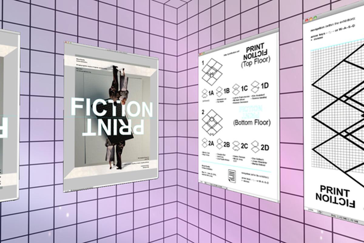 Print Fiction Gallery