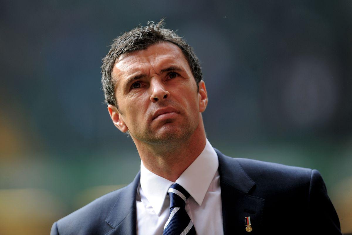 Wales v England - EURO 2012 Qualifier