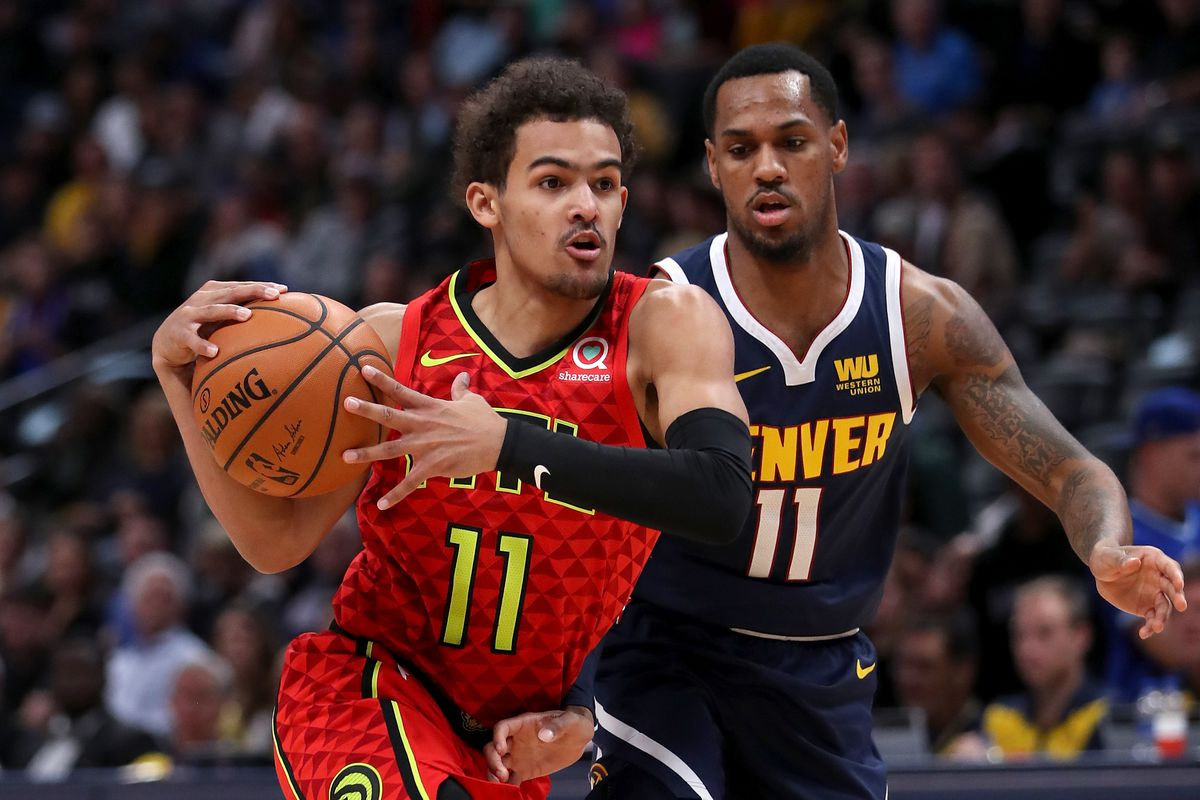 4014af827359 Breaking down the pick-and-roll coverage the NBA is throwing at Trae Young