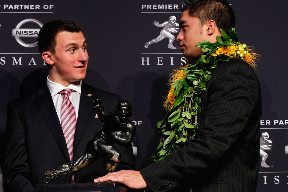 2012 Heisman Trophy Presentation
